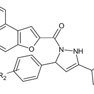 An example of what Benzofuran Compounds looks like