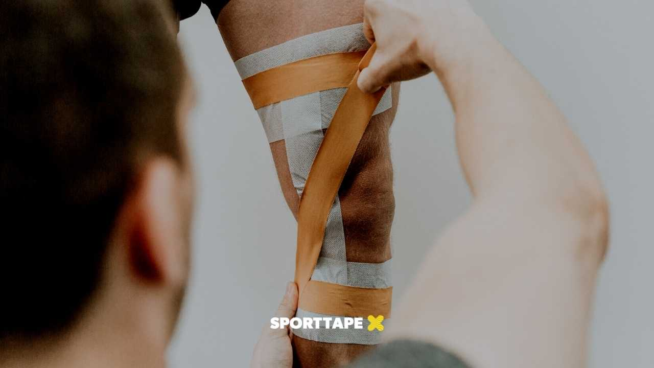 Best Tape for Knee Strapping and Taping