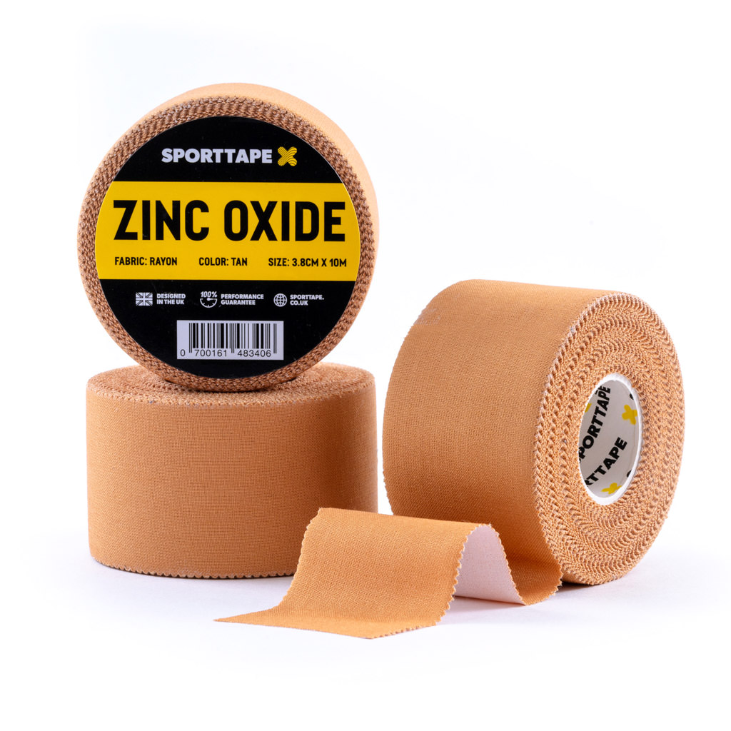 Zinc-Oxide-3.8cm-x-10m-Tan-3-Rolls