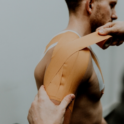 Strapping Tapes for Shoulder