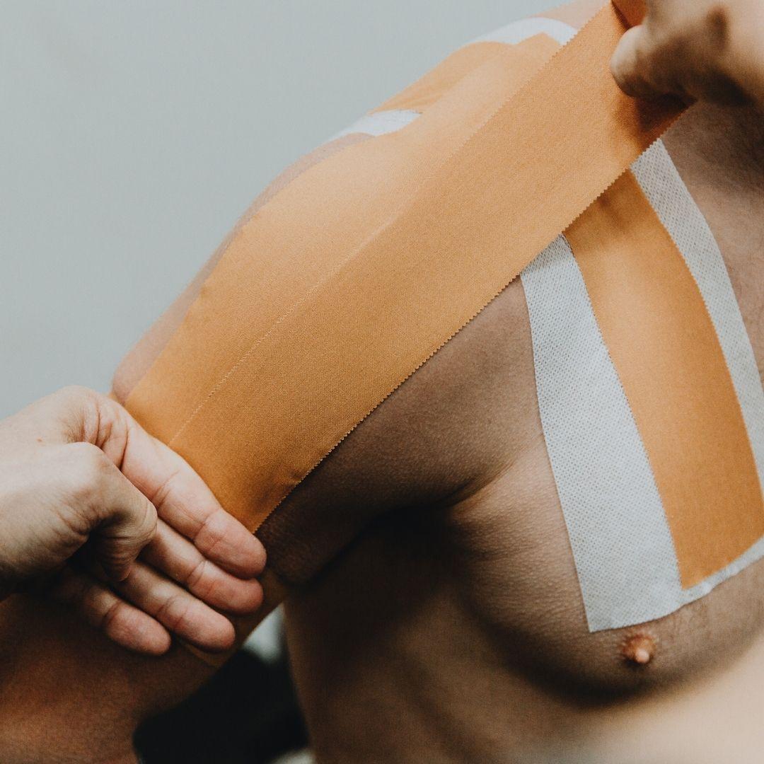 Shoulder Strapping